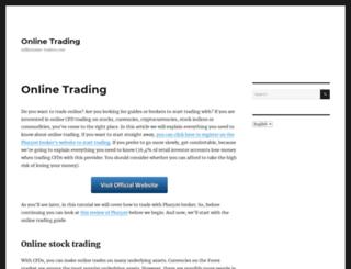 millennium-traders.com screenshot
