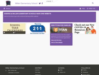 miller.laramie1.org screenshot