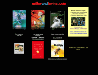 millerandlevine.com screenshot