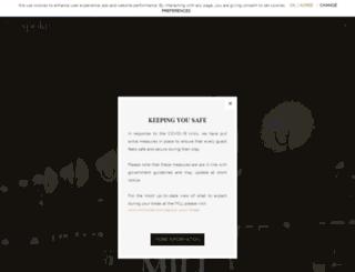 millhotel.com screenshot