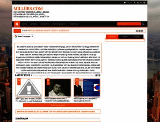 milliirs.blogspot.com screenshot