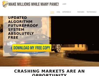 millionaireshield.com screenshot
