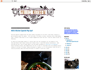 milliskitchen.blogspot.com.es screenshot