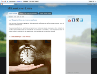 millonariosenlinea.blogspot.com.co screenshot