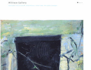 millracegallery.com screenshot