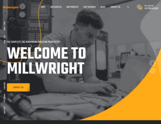 millwright.in screenshot
