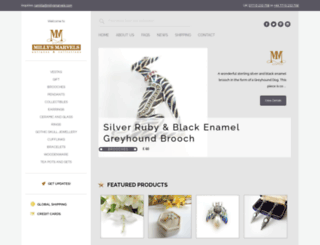 millysmarvels.com screenshot