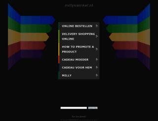 millyswinkel.nl screenshot