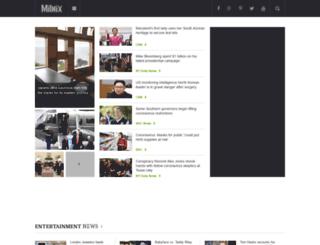 milnix.com screenshot