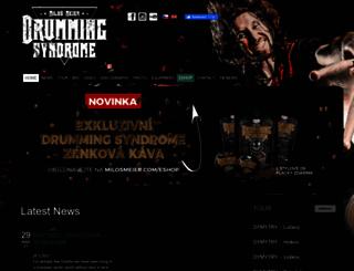 milosmeier.com screenshot