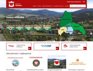 milowka.pl screenshot