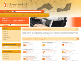 milowy-krok.pl screenshot