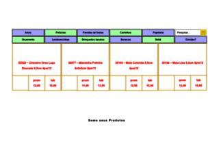 milpresentes.com.br screenshot