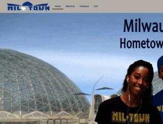 miltownprinting.com screenshot