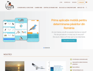 milvus.ro screenshot
