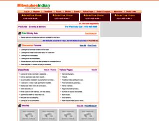 milwaukeeindian.com screenshot