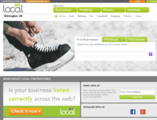 milwaukeetool.local.com screenshot