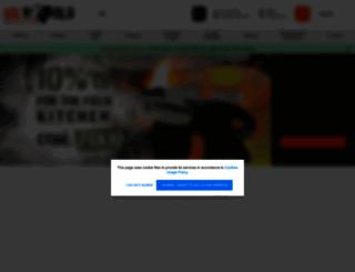 milworld.pl screenshot