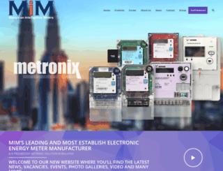 mim.net.my screenshot