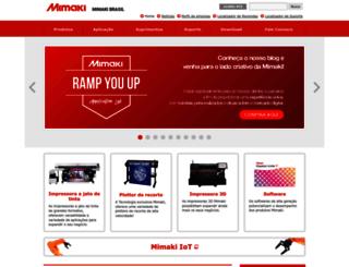mimakibrasil.com.br screenshot