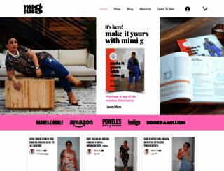 mimigstyle.com screenshot