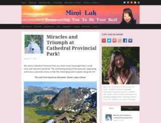 mimiluk.com screenshot