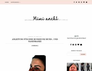 miminaeht.blogspot.ch screenshot