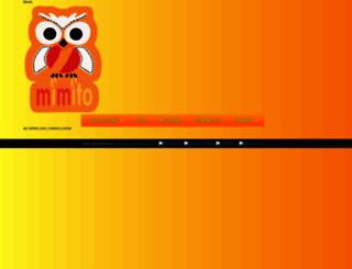 mimitoeyewear.com screenshot