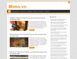 mimo.vn screenshot