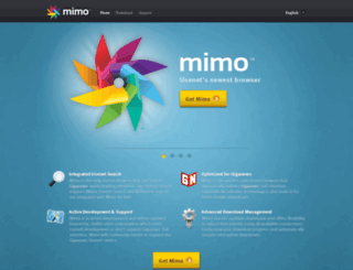 mimousenet.com screenshot