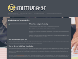 mimura-sr.com screenshot
