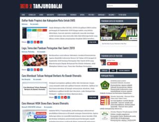 min2tbalai.com screenshot