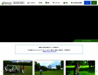 minakami-golf.jp screenshot