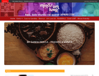 minasumluxo.com.br screenshot