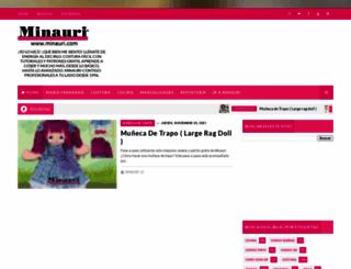 minauri.blogspot.com screenshot