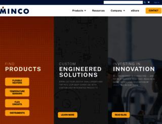 minco.com screenshot