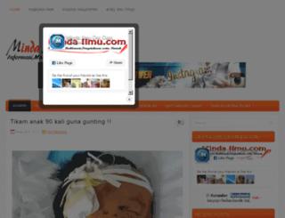 mindailmu.com screenshot