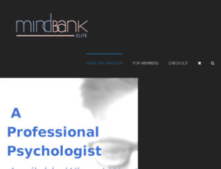 mindbankelite.com screenshot