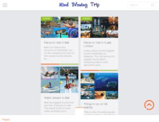 mindblowingtrip.com screenshot