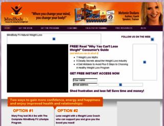 mindbodyfx.com screenshot