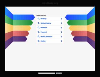 mindbuzz.org screenshot