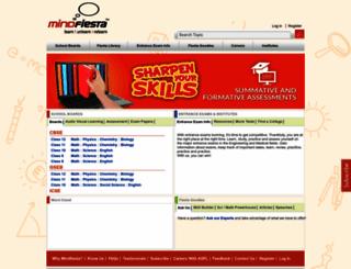 mindfiesta.com screenshot