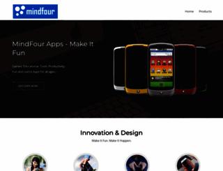 mindfour.com screenshot
