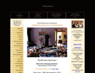 mindframe.co.za screenshot