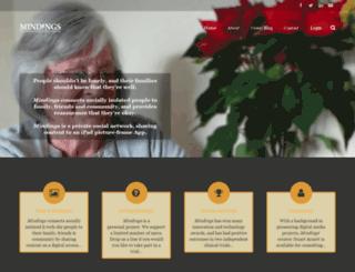 mindings.com screenshot