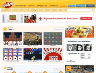 mindjoltgames.com screenshot