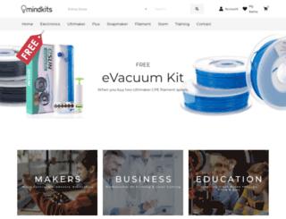 mindkits.co.nz screenshot