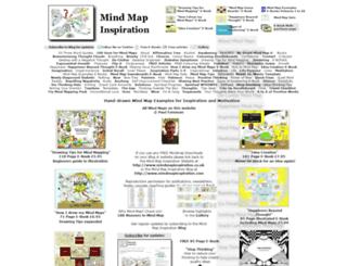 mindmaps.moonfruit.com screenshot
