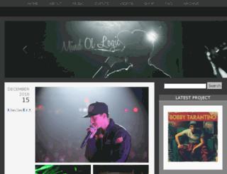 mindoflogic.com screenshot