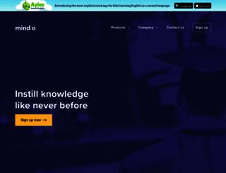 mindojo.com screenshot